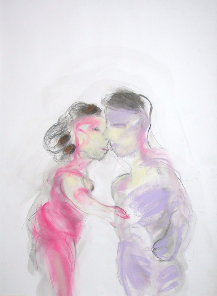 lovers  2008,  100x75