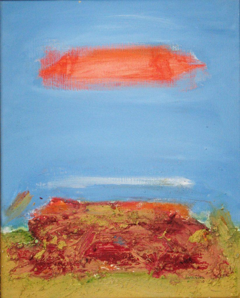 Landscape  2008  50x40