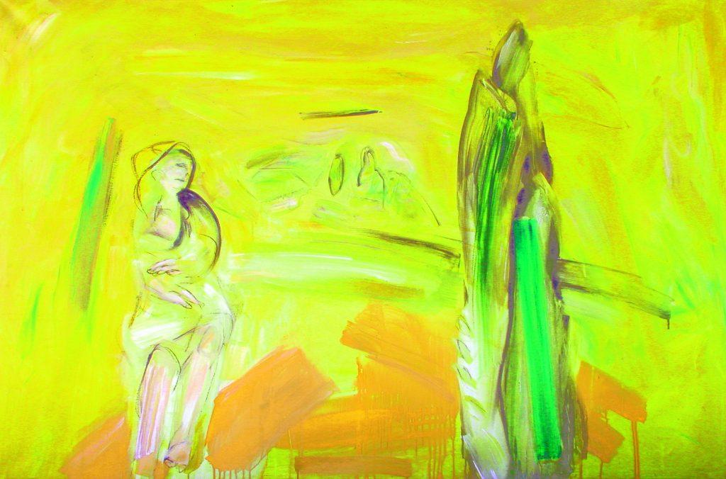 Midsummer  2007  120x170